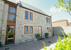 seaside family holiday home in swanage