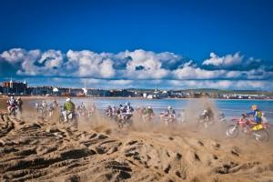 Weymouth Beach Motocross