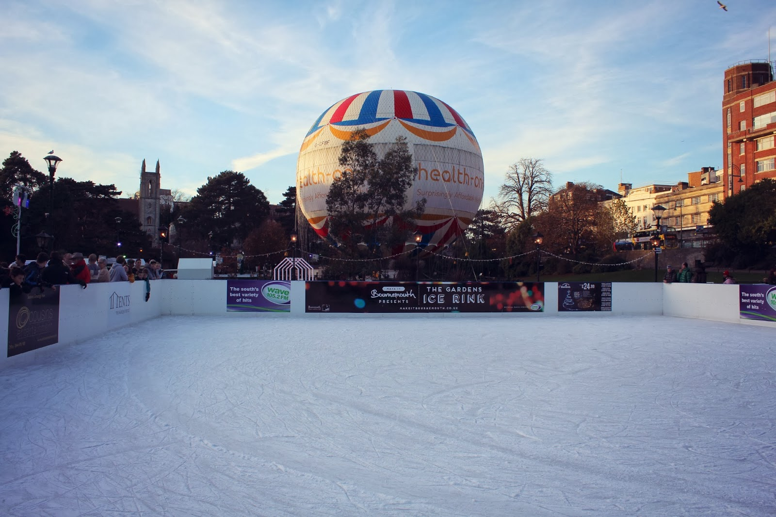 Bournemouth-Gardens-Ice-Skating