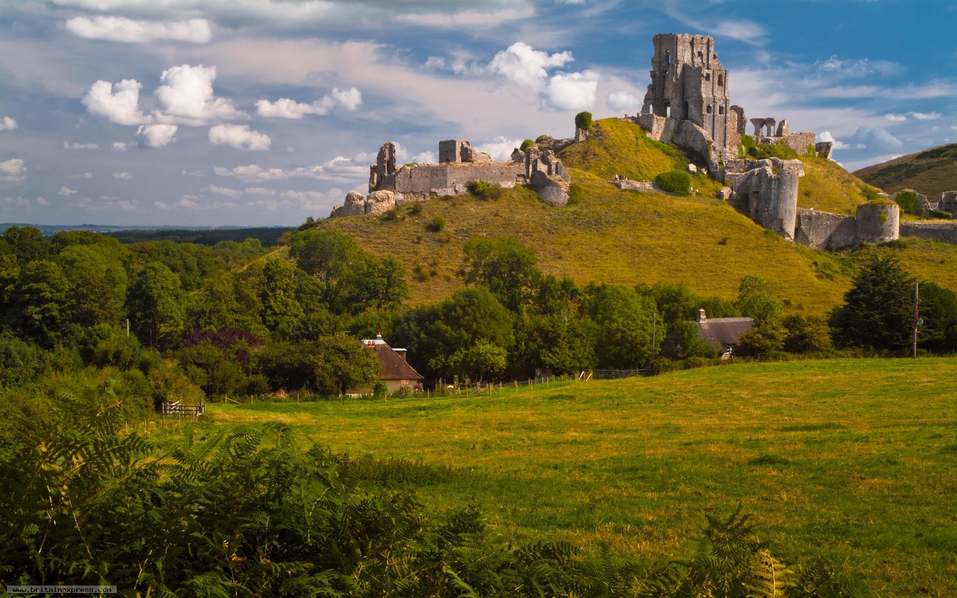 Corfe-Castle-00171