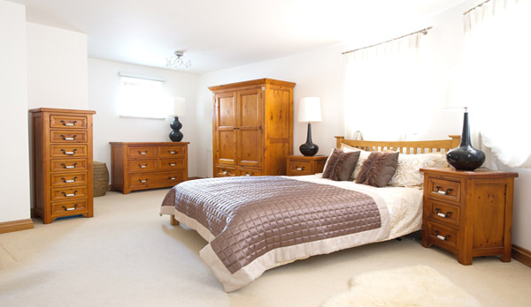 Dovecote House Luxury Accommodation In Swanage Master Bedroom