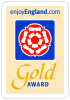 gold star award for self catering cottages