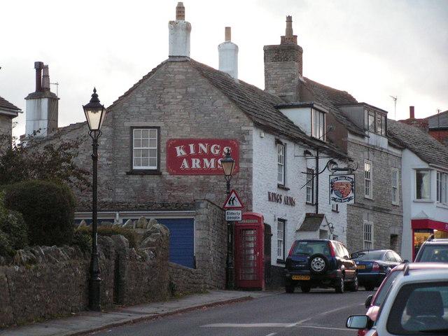 Langton-Matravers-Village