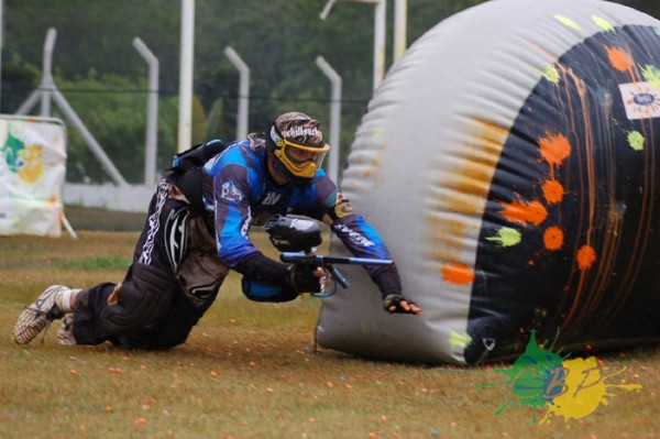 Mega-Paintball