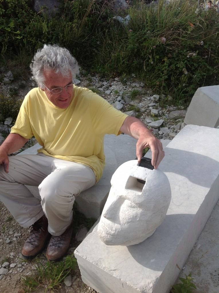 Portland-Sculpture