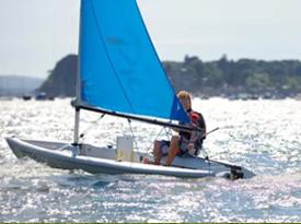 dorset sailing