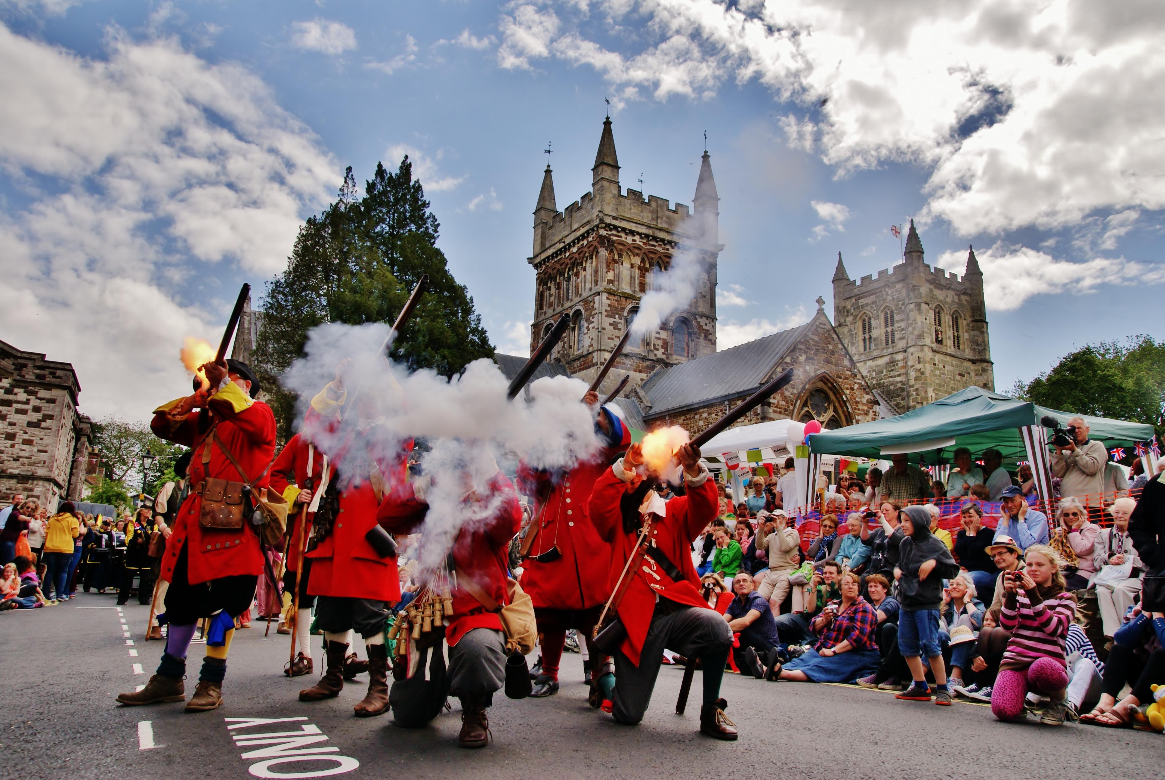 Wimborne-Folk-Festival