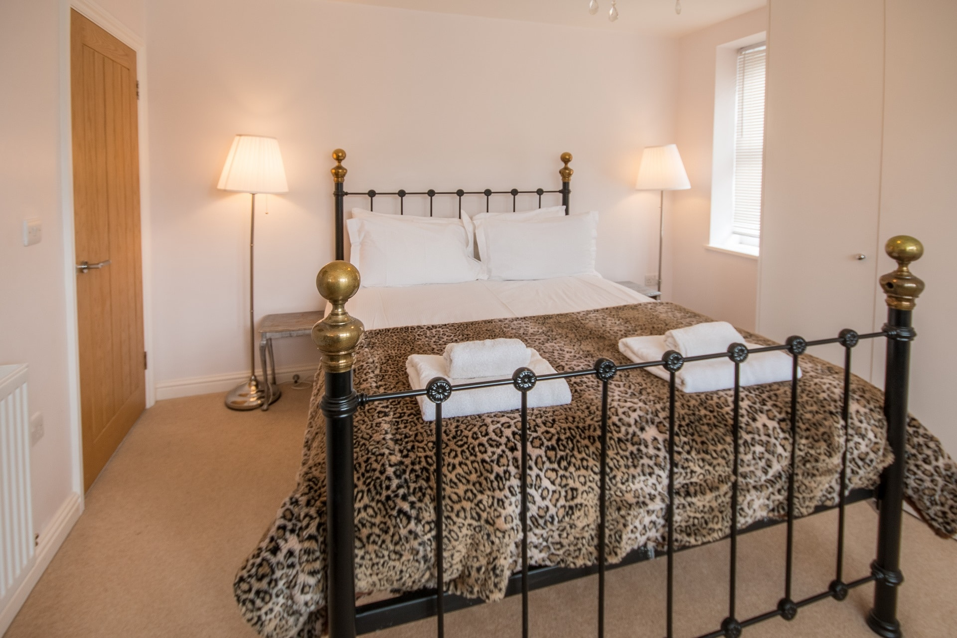luxury dorset holiday cottage bedroom 2