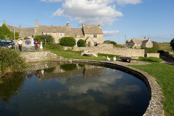 Worth Matravers Pond
