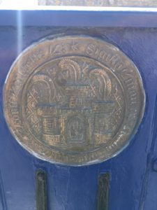 corfe castle seal
