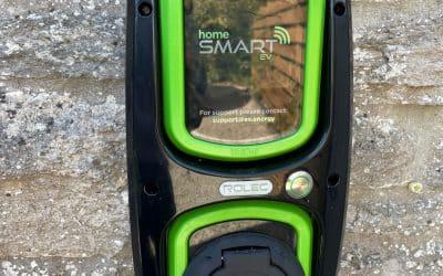 EV Charging Point Installation at Holiday Homes